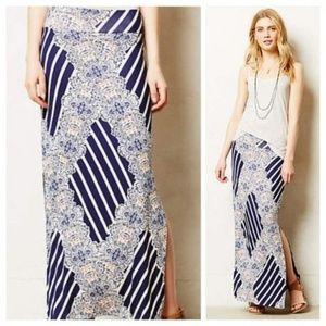 Maeve boho maxi skirt